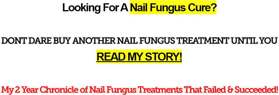 Nail Fungus Cure