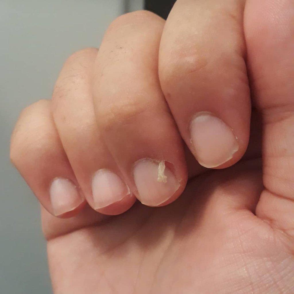 hanging nails