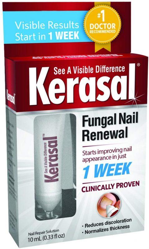 Does Kerasal Nail Treatment Work