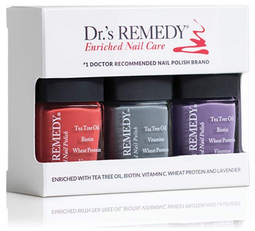 Dr.'s REMEDY Enriched Nail Polish