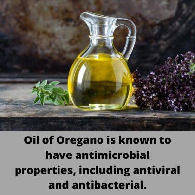 oregano oil nail fungus pros cons