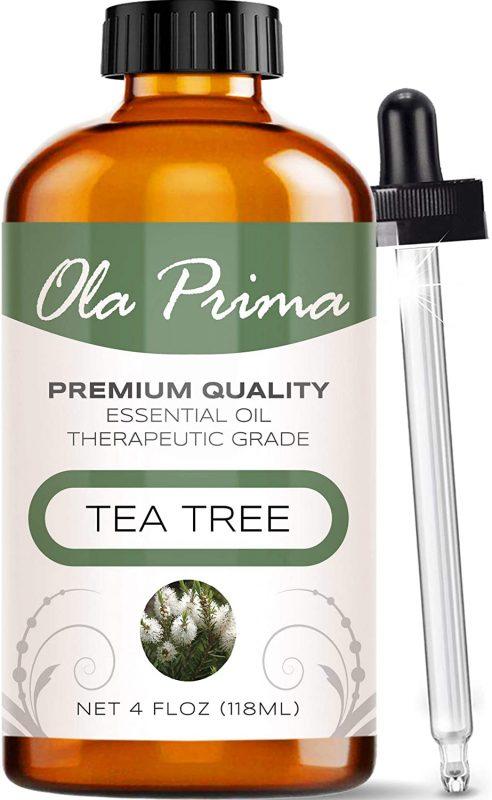 remium Quality Tea Tree Essential Oil